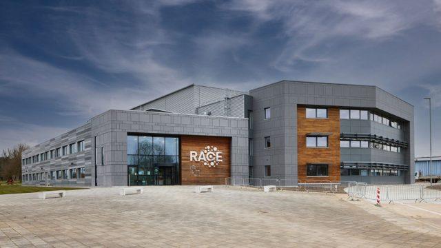 RACE at Culham Science Centre, Abingdon, Oxfordshire