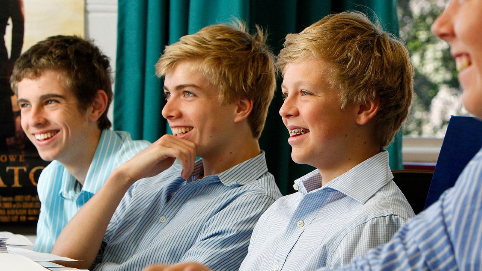 Radley College: Virtual Warden's Talk, Questions and ...