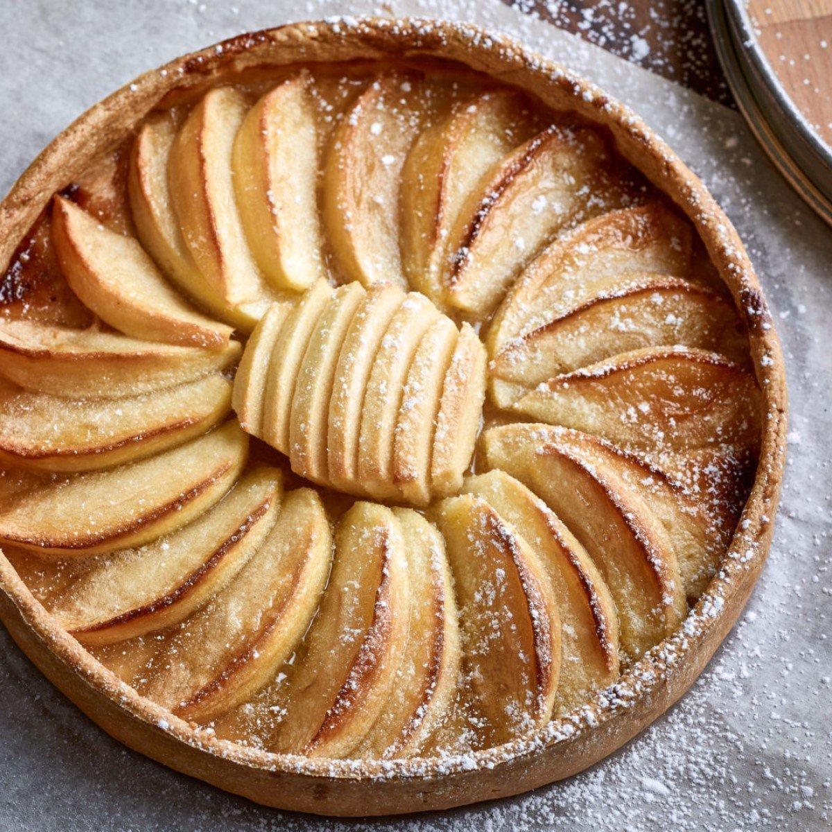Raymond Blanc's Apple Tart 'Maman Blanc' Recipe