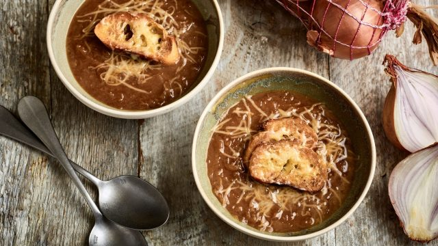 Raymond Blanc's French Onion Soup Recipe