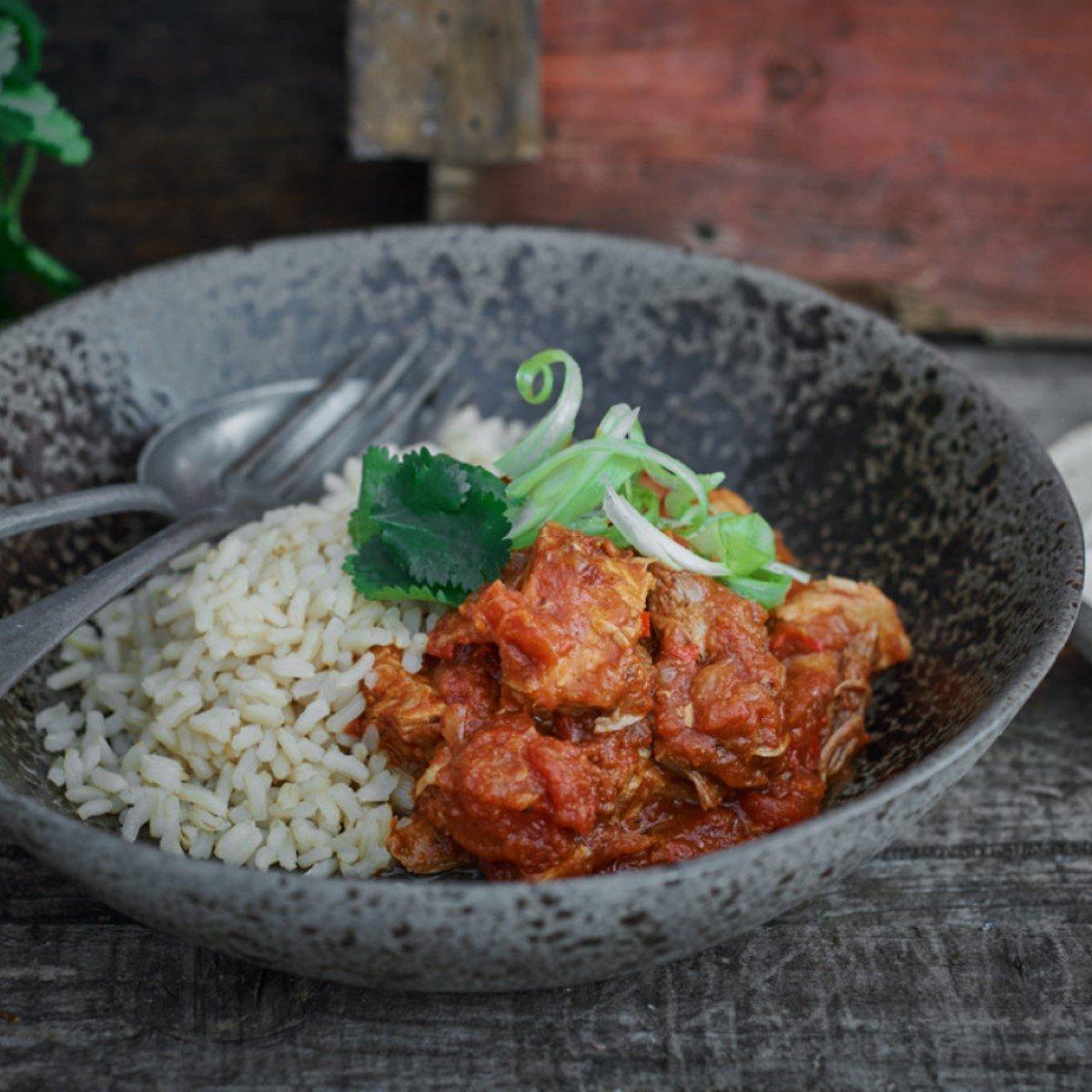 Raymond Blanc's Leftover Turkey Curry Recipe
