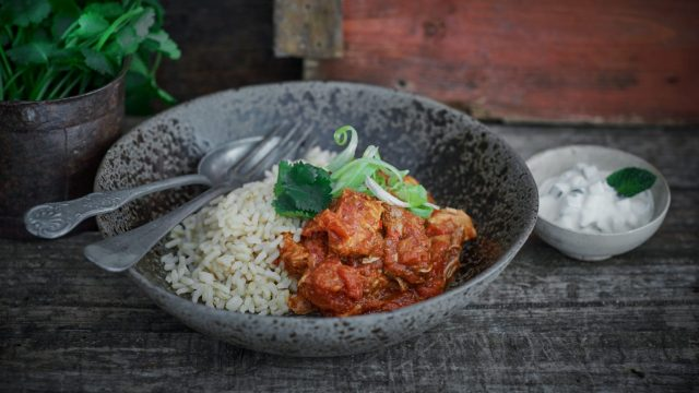 Raymond Blanc's Leftover Turkey Curry Recipe