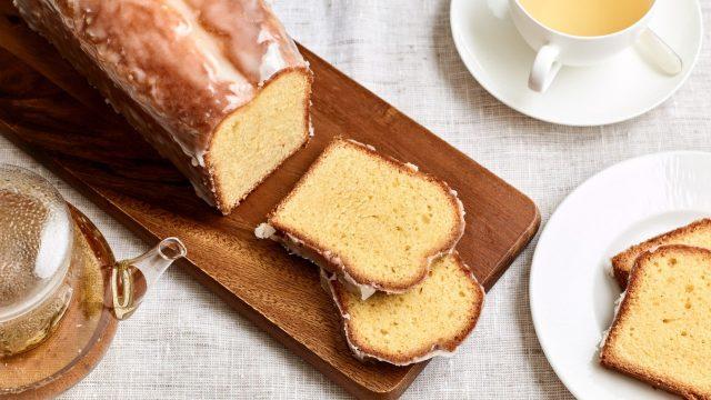 Raymond Blanc's Lemon Cake Recipe