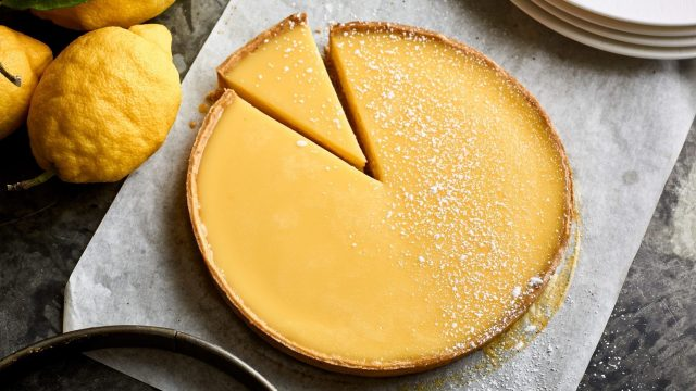 Raymond Blanc's Lemon Tart Recipe