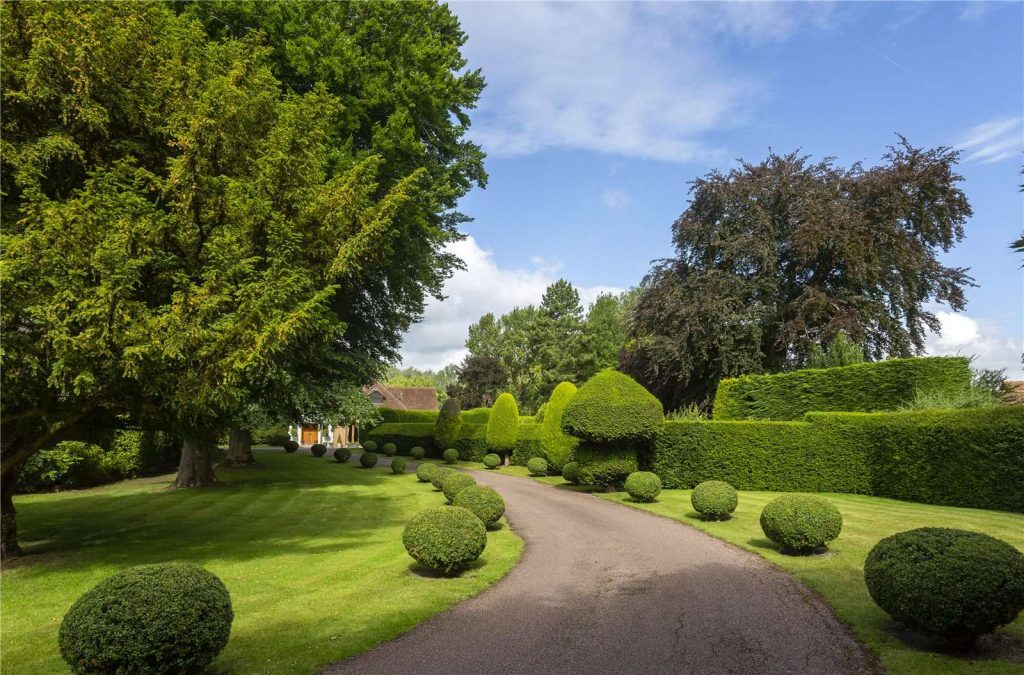Rectory Farm House, Wallingford, Oxfordshire - Drive