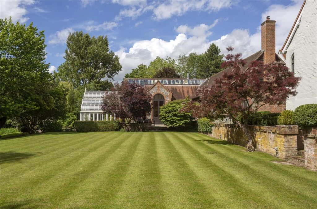 Rectory Farm House, Wallingford, Oxfordshire - Lawn