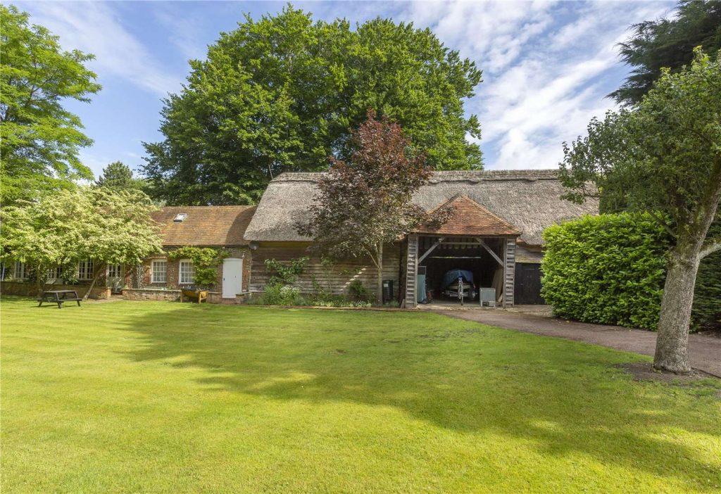 Rectory Farm House, Wallingford, Oxfordshire - Barn
