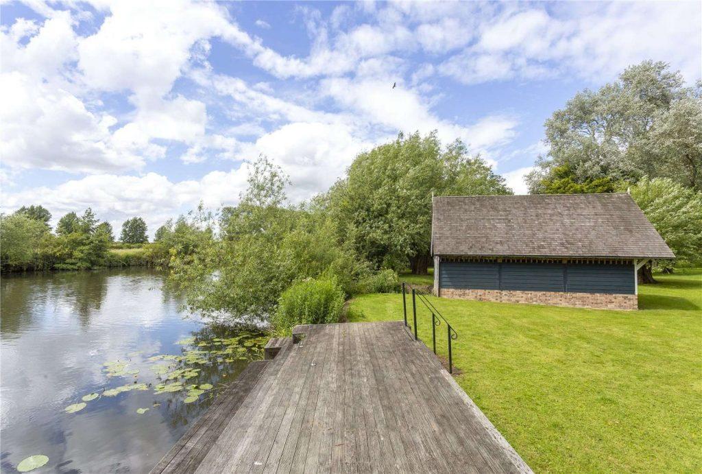 Rectory Farm House, Wallingford, Oxfordshire - Boathouse