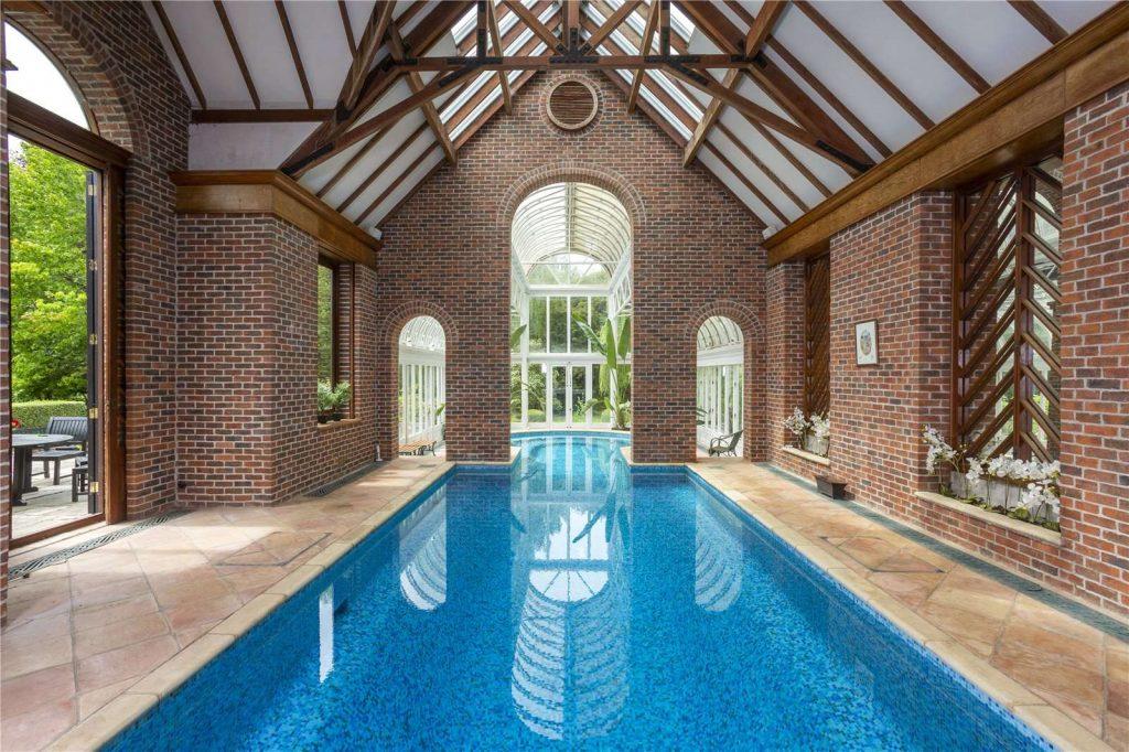 Rectory Farm House, Wallingford, Oxfordshire - Swimming Pool