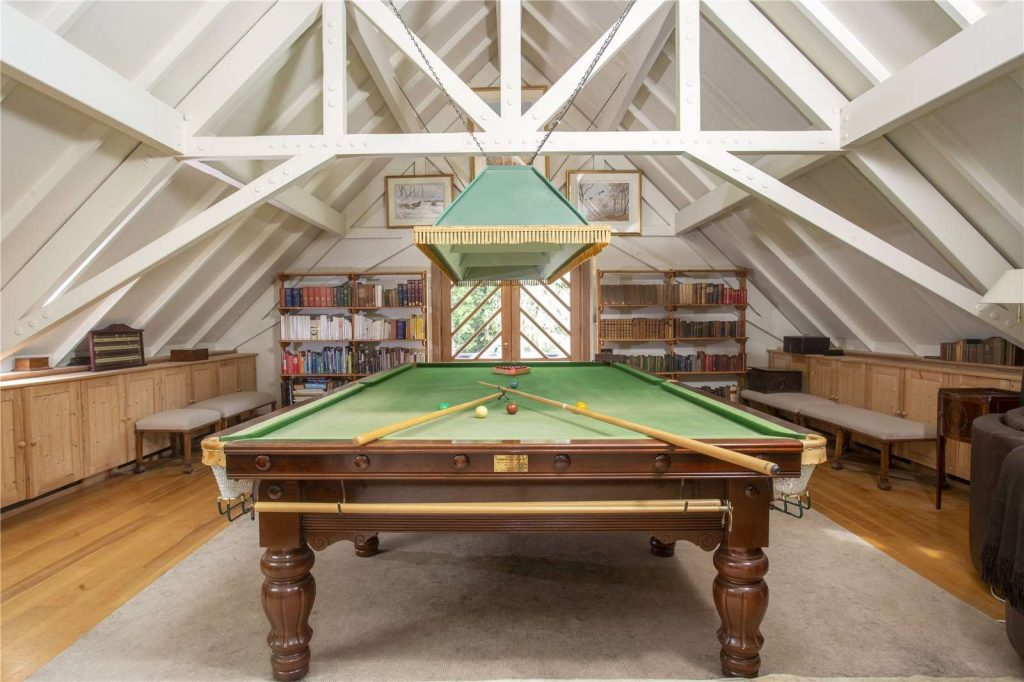 Rectory Farm House, Wallingford, Oxfordshire - Games Room