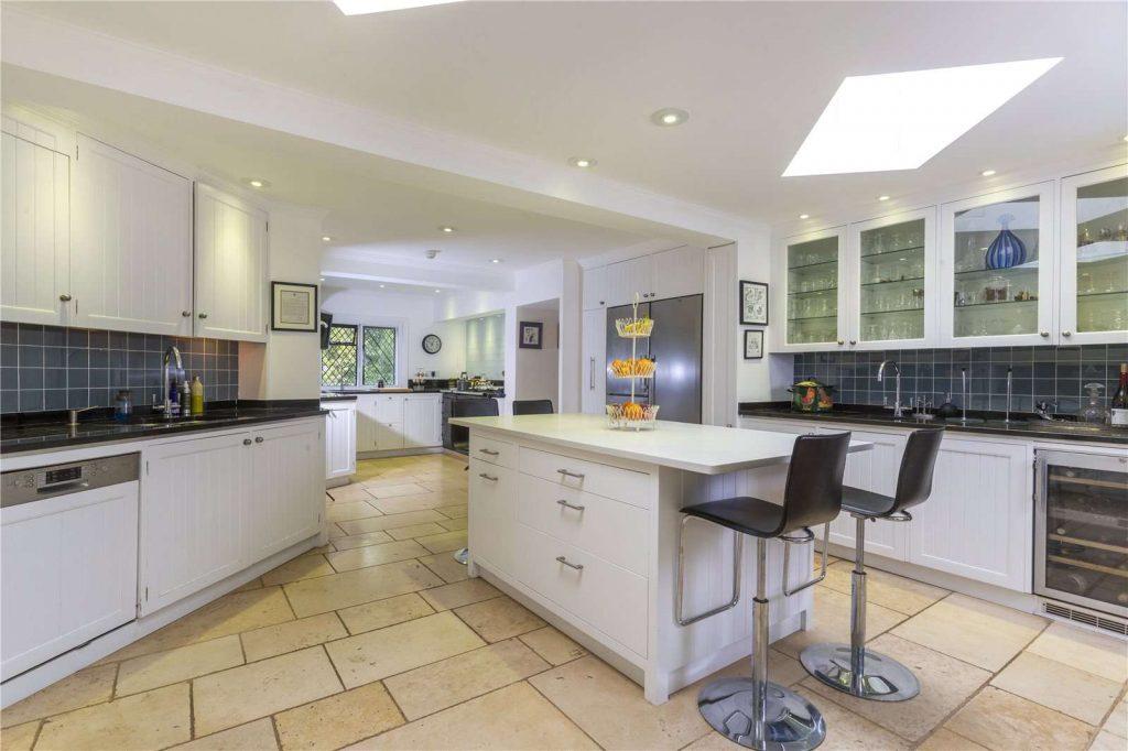 Rectory Farm House, Wallingford, Oxfordshire - Kitchen