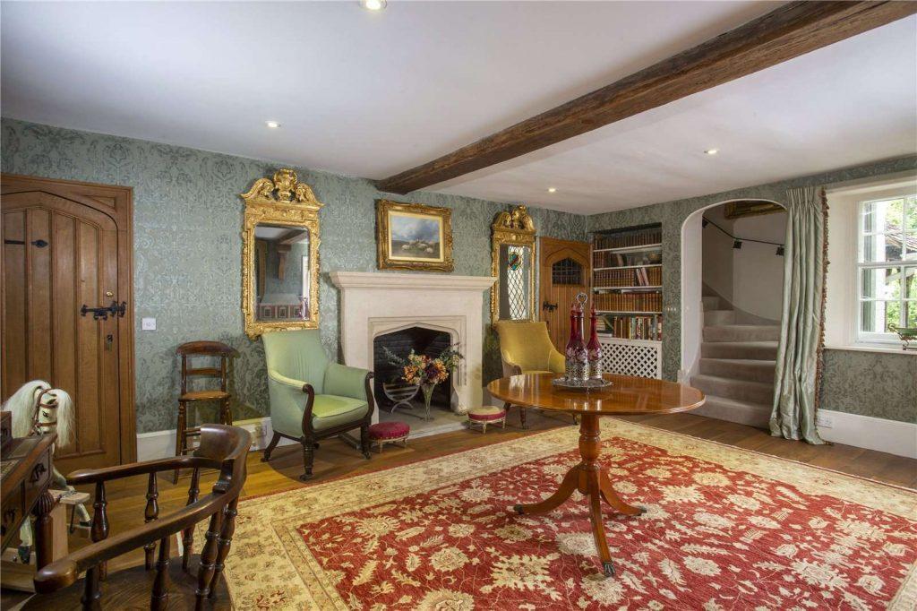 Rectory Farm House, Wallingford, Oxfordshire - Inner Hall
