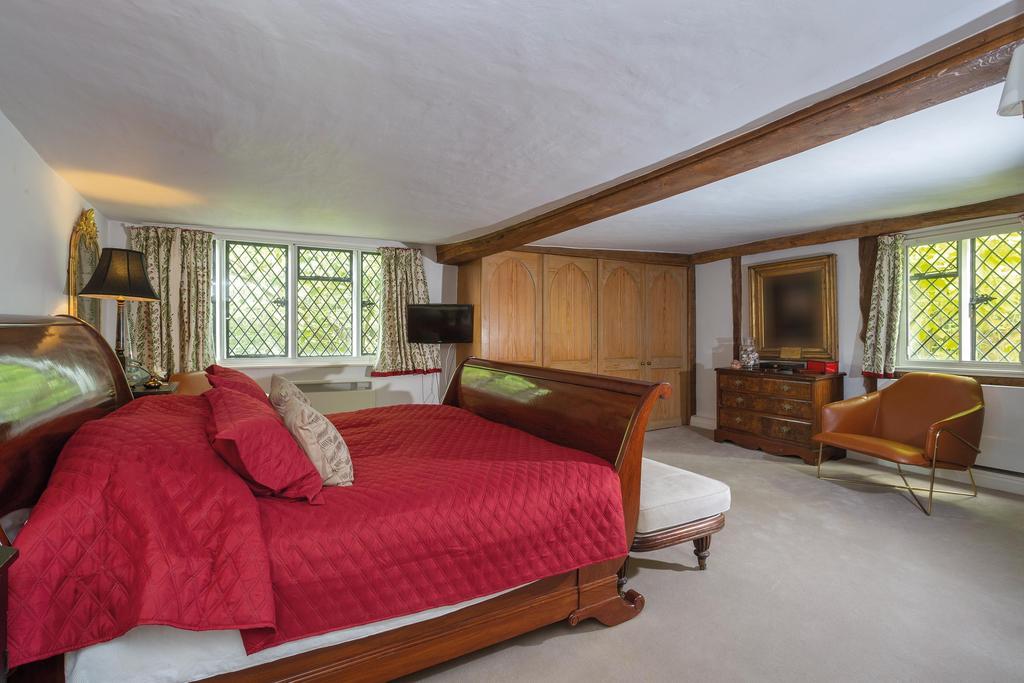 Rectory Farm House, Wallingford, Oxfordshire - Bedroom