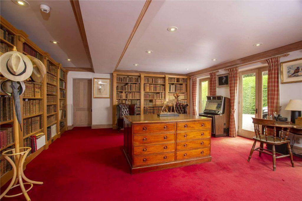 Rectory Farm House, Wallingford, Oxfordshire - Study