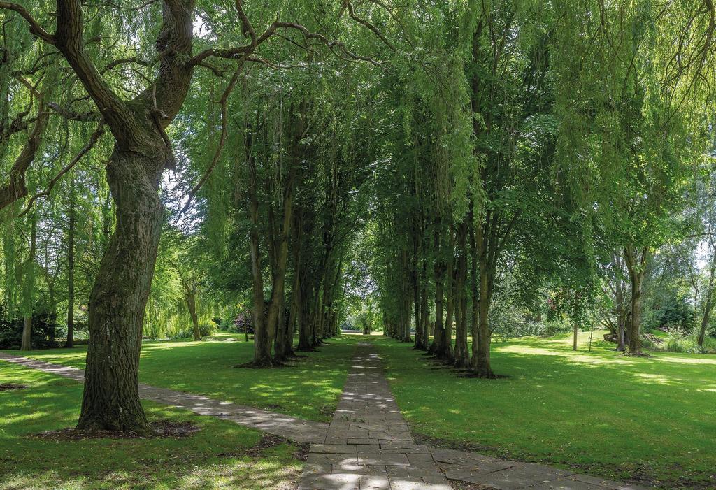 Rectory Farm House, Wallingford, Oxfordshire - Garden