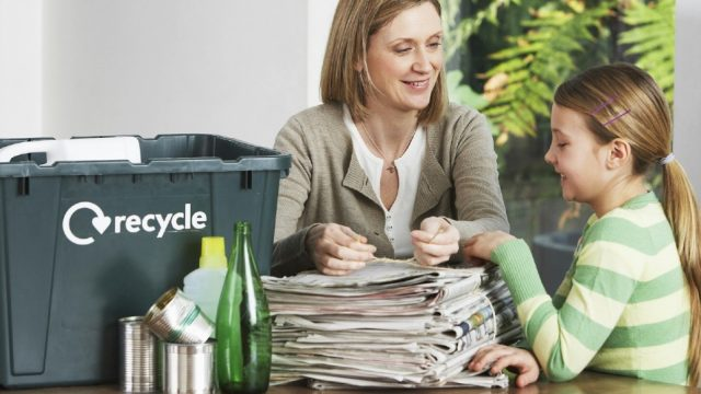 Oxfordshire named top county council for waste recycling in England