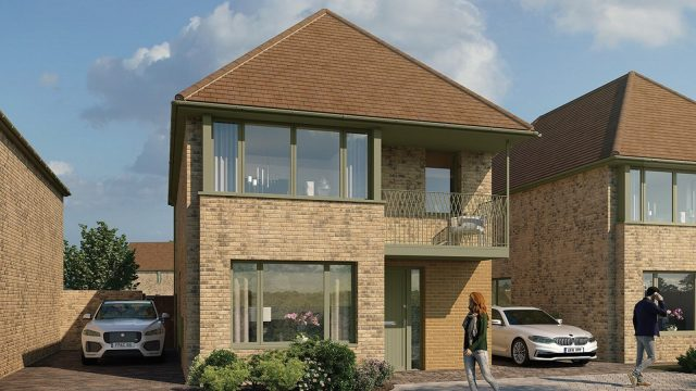 48 new homes now available at Oxford's Barton Park development