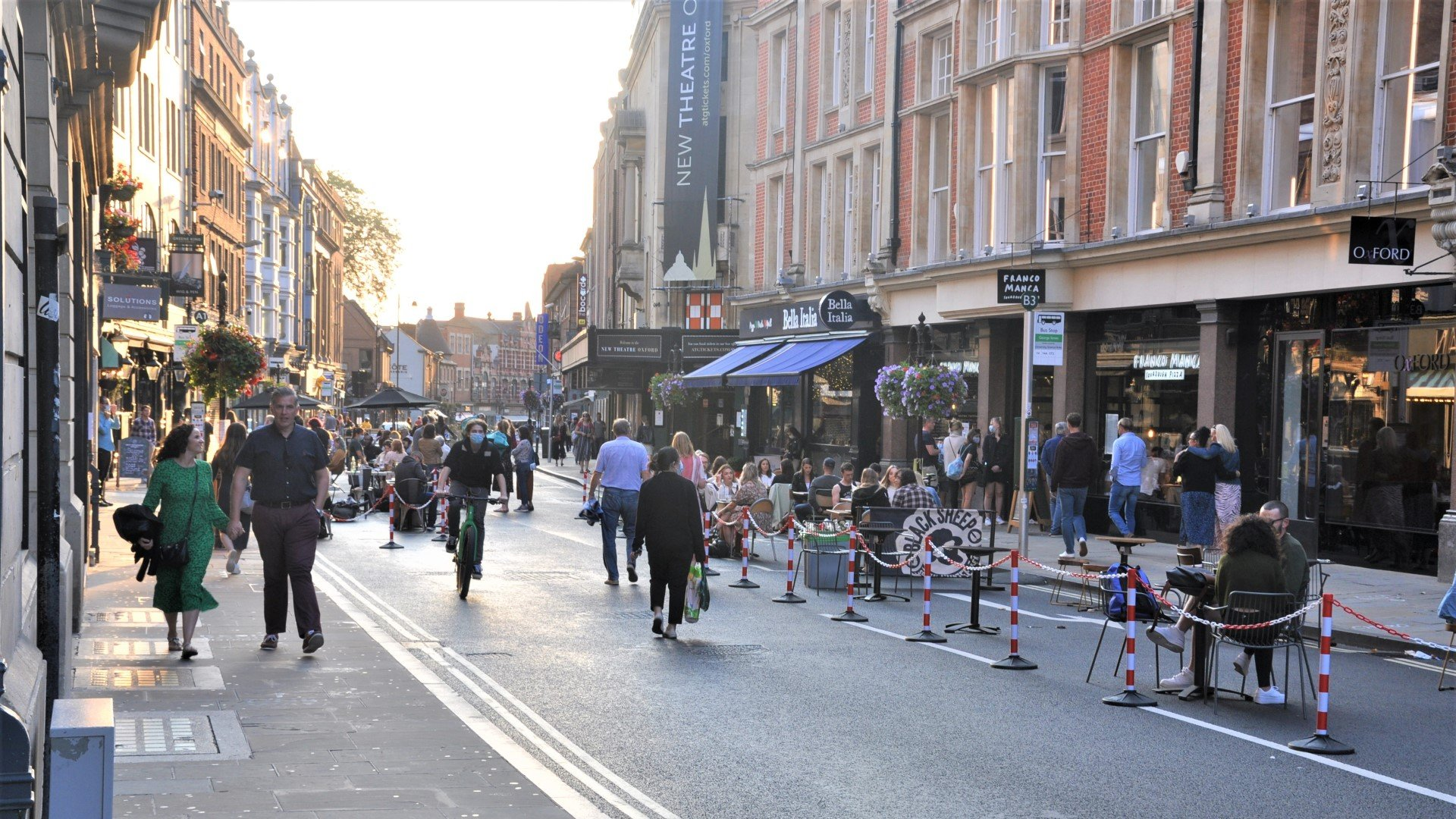 Residents and businesses back future pedestrianisation of George Street