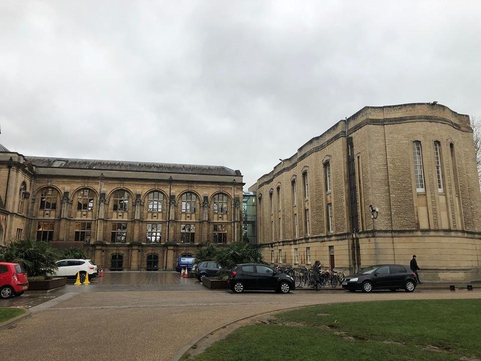 Reuben College Oxford