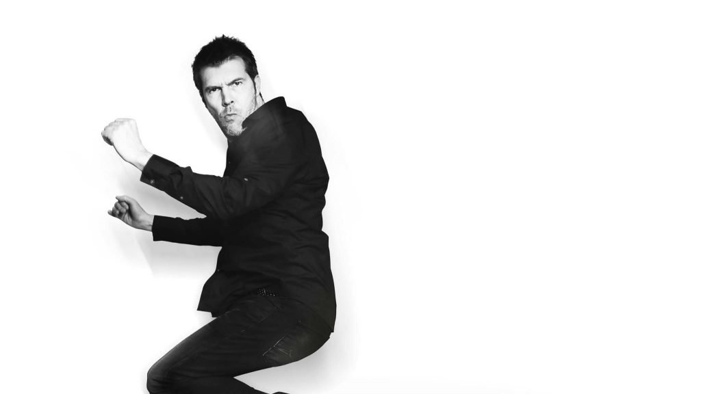 Rhod Gilbert - The Book of John Live at New Theatre, Oxford