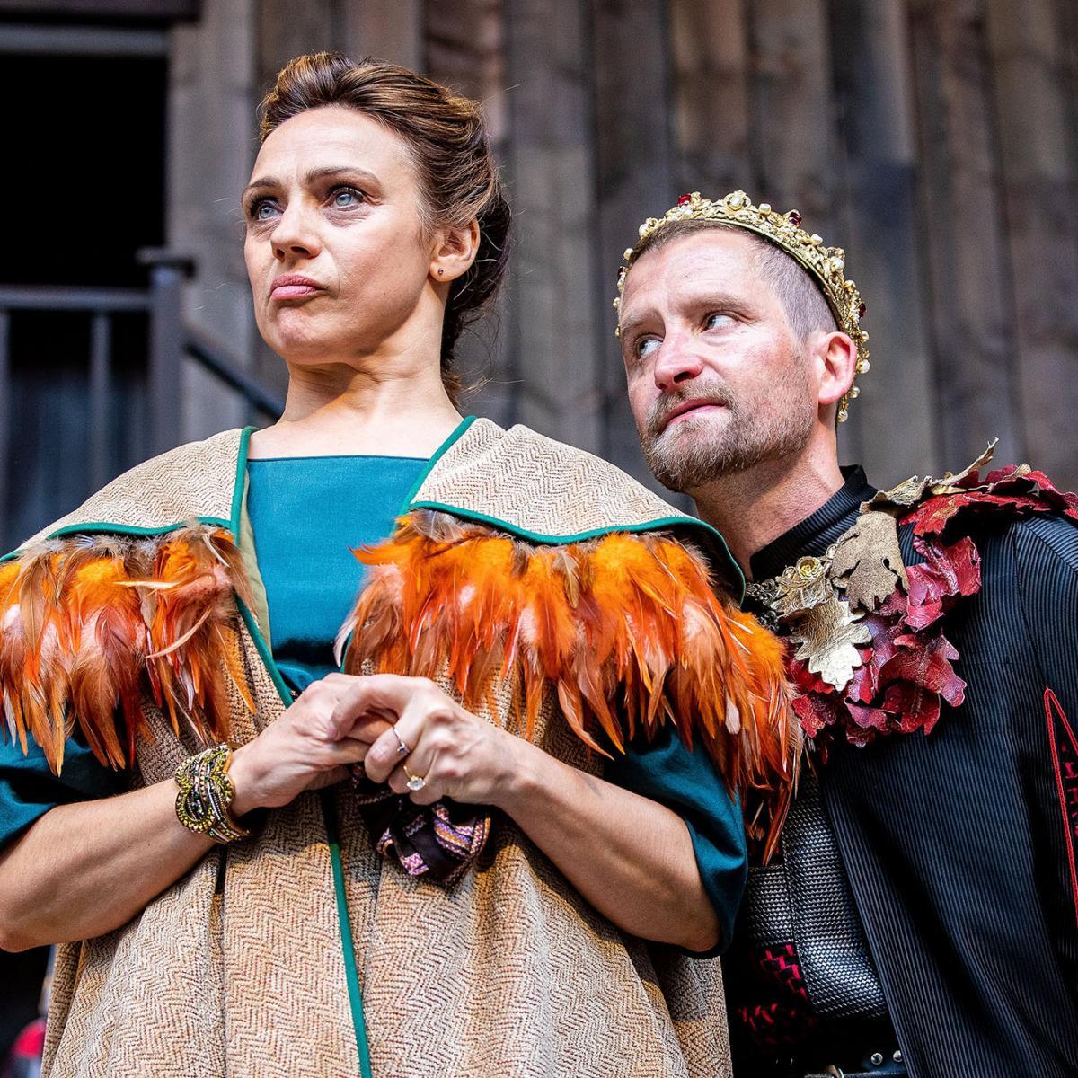 Richard III at Shakespeare's Rose Theatre, Blenheim Palace