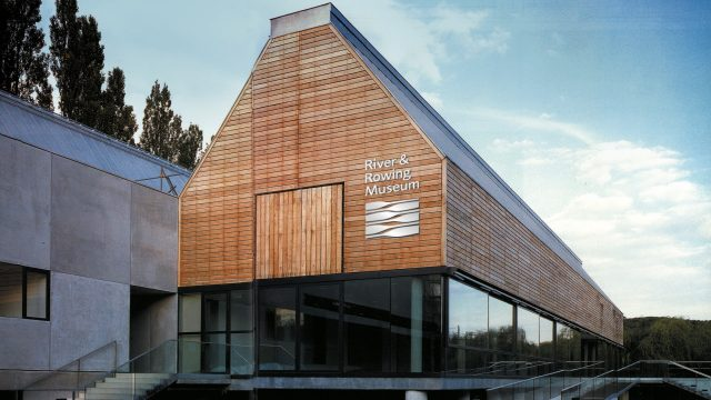 River & Rowing Museum, Henley-on-Thames