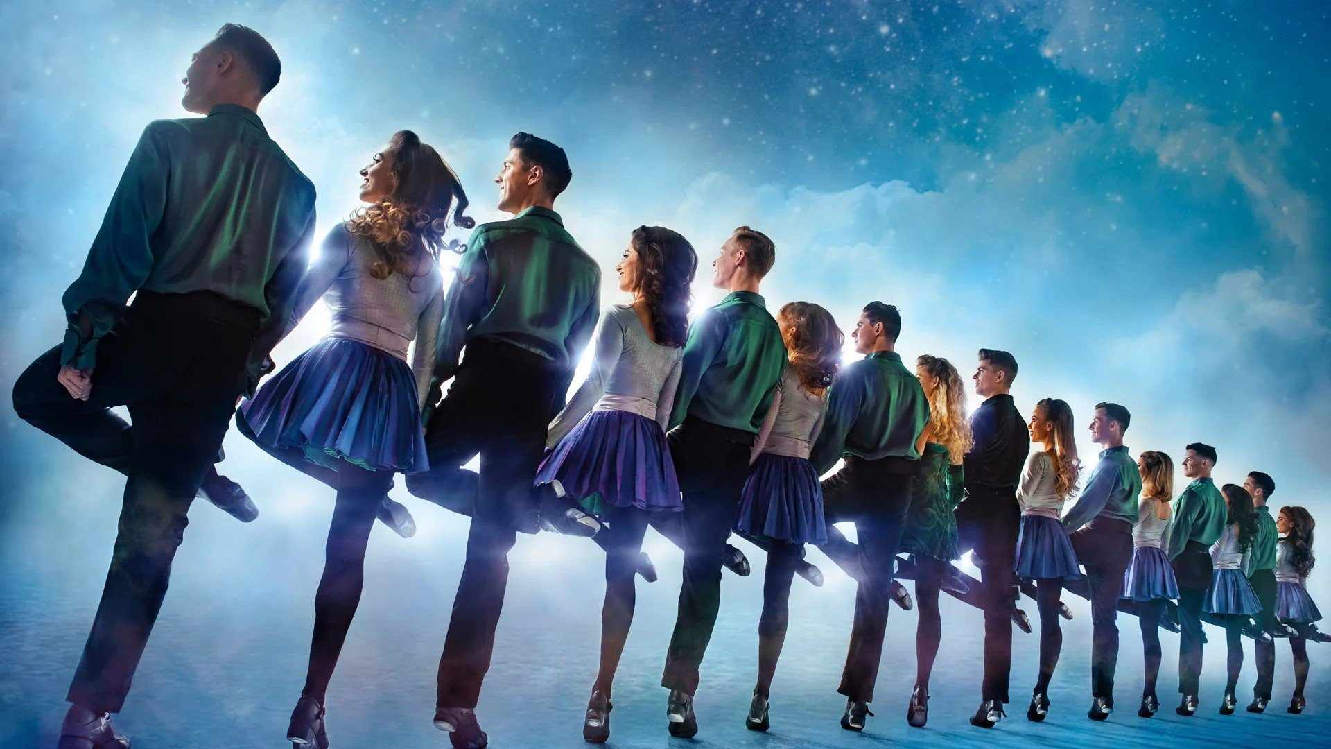 Riverdance - The New 25th Anniversary Show at New Theatre Oxford