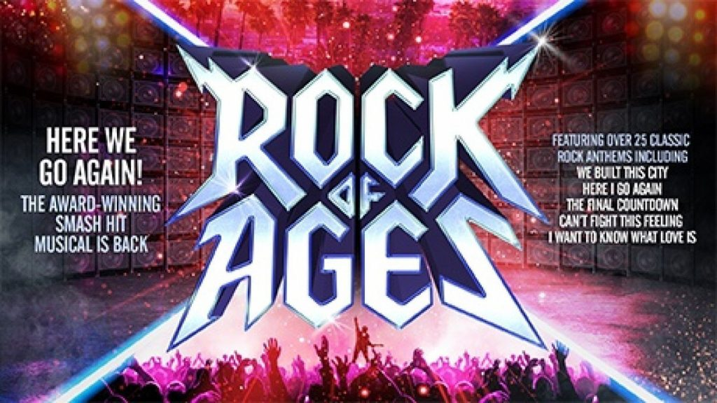 Rock of Ages at New Theatre Oxford
