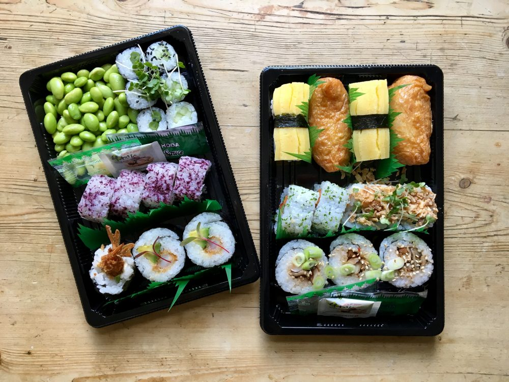 Roll With Me Sushi-Making Workshops