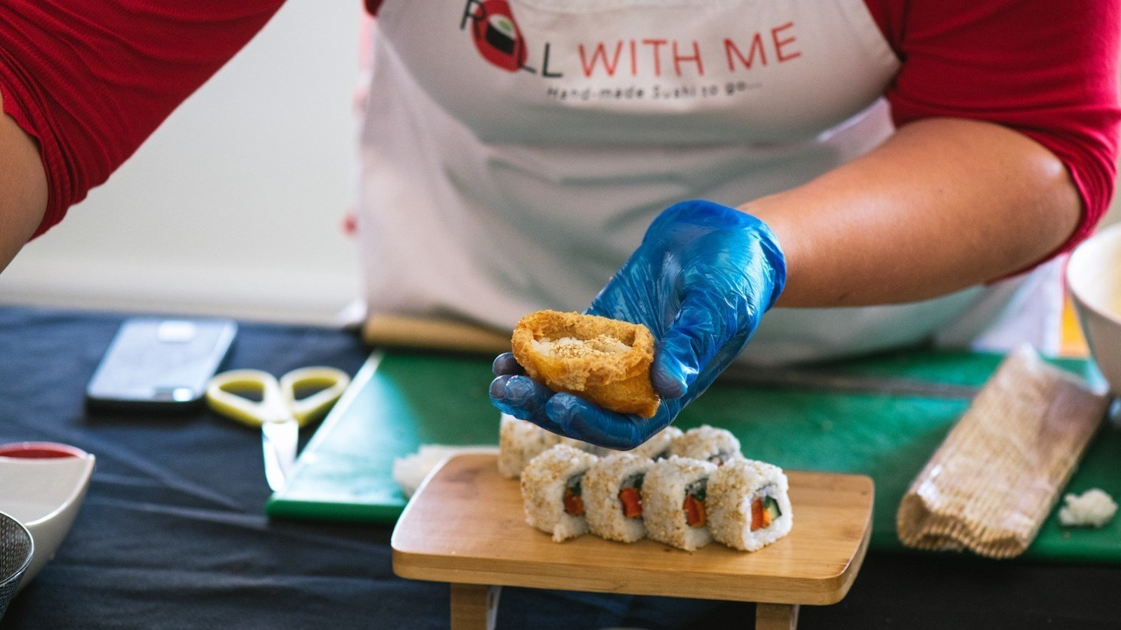 Roll With Me Sushi-Making Workshops For Kids