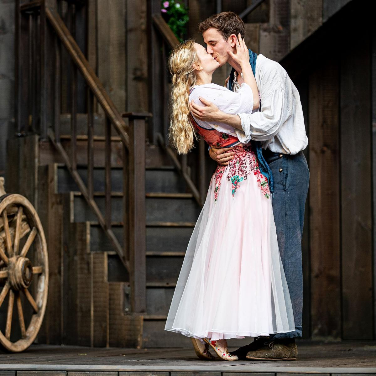 Romeo and Juliet at Shakespeare's Rose Theatre, Blenheim Palace