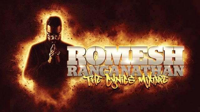 Romesh Ranganathan - The Cynic's Mixtape Comedy at New Oxford Theatre