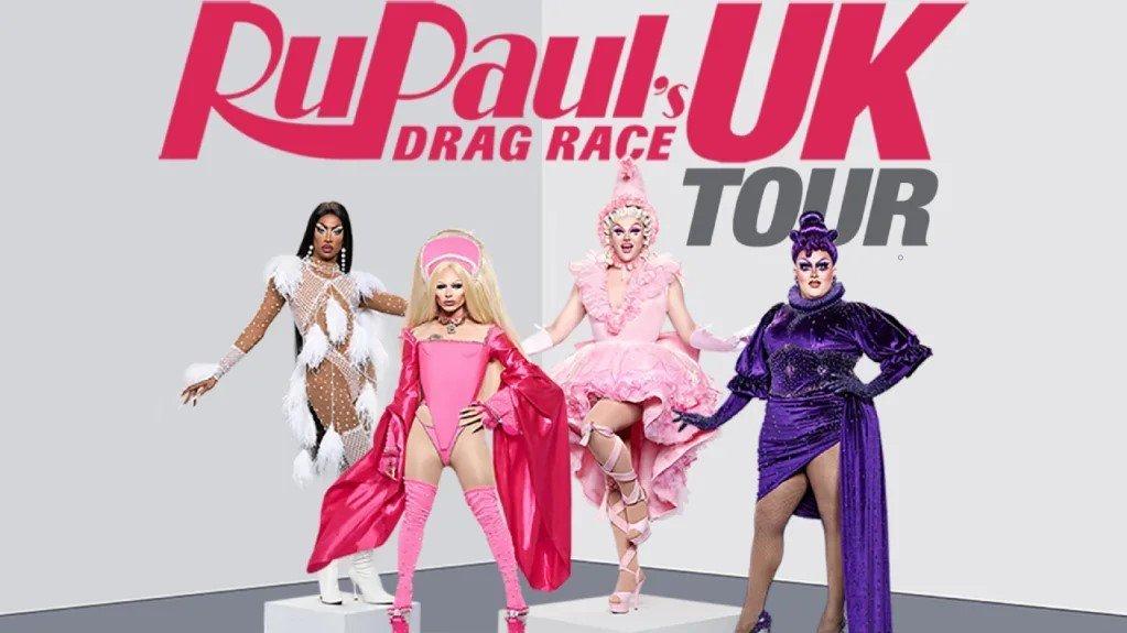 RuPaul's Drag Race UK at New Theatre Oxford