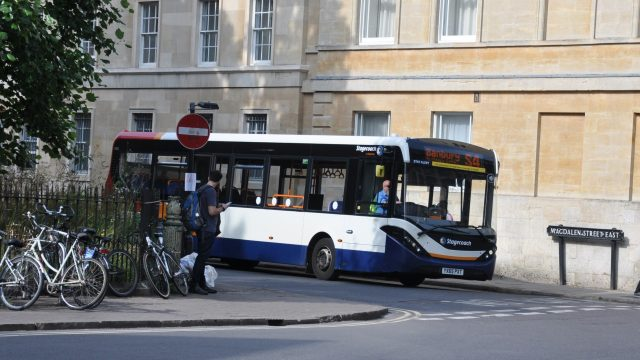 Grant saves 12 rural bus services from axe until April 2022