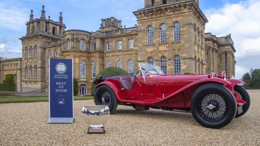 Salon Privé 2021 at Blenheim Palace
