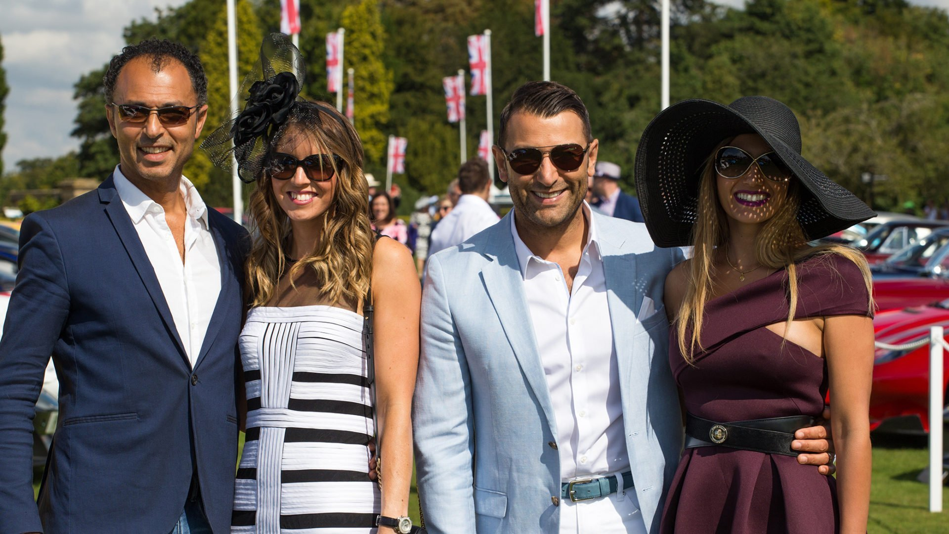 Salon Privé 2019 Garden Party