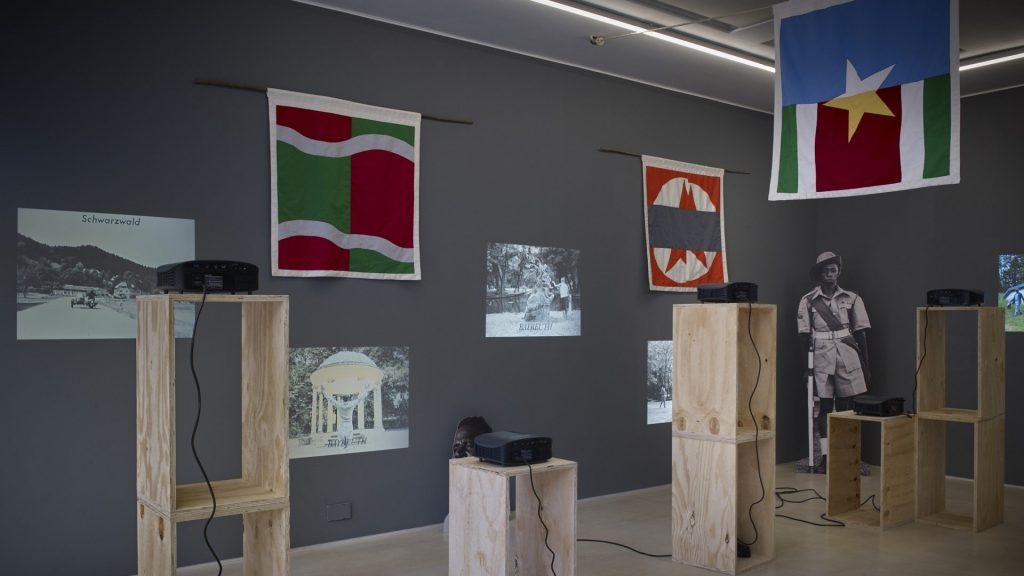 Samson Kambalu: New Liberia installation at Modern Art Oxford