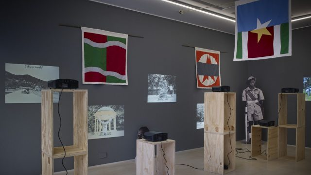 Samson Kambalu: New Liberia installation at Modern Art Oxford