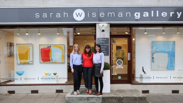 Sarah Wiseman Gallery, Summertown, Oxford
