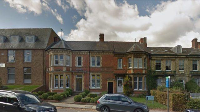 Savills Banbury Estate Agents Office