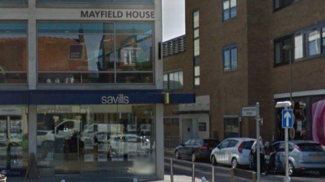 Savills Oxford Summertown Estate Agents Office