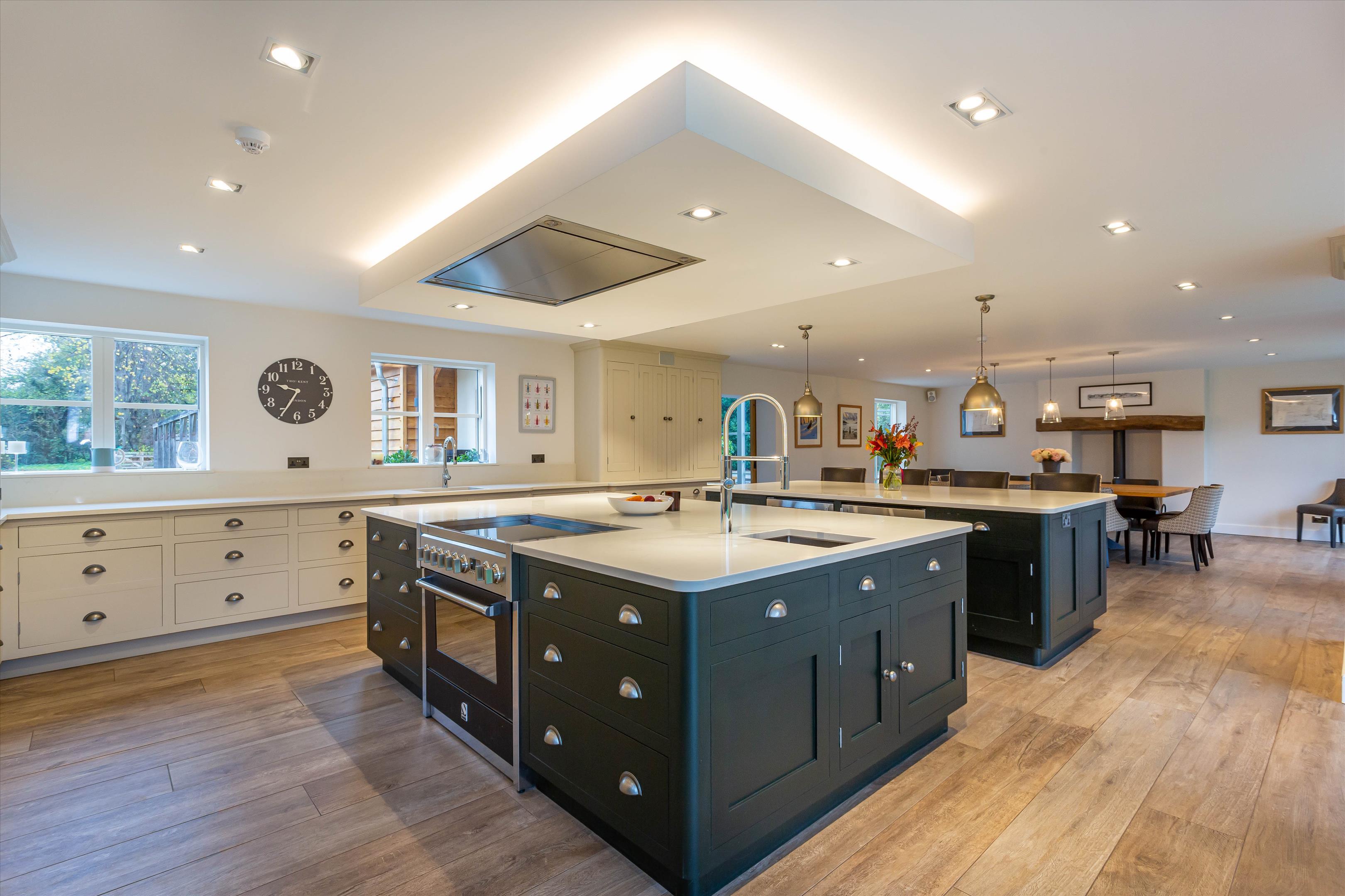 School House Frilford Heath Abingdon Oxfordshire - Kitchen