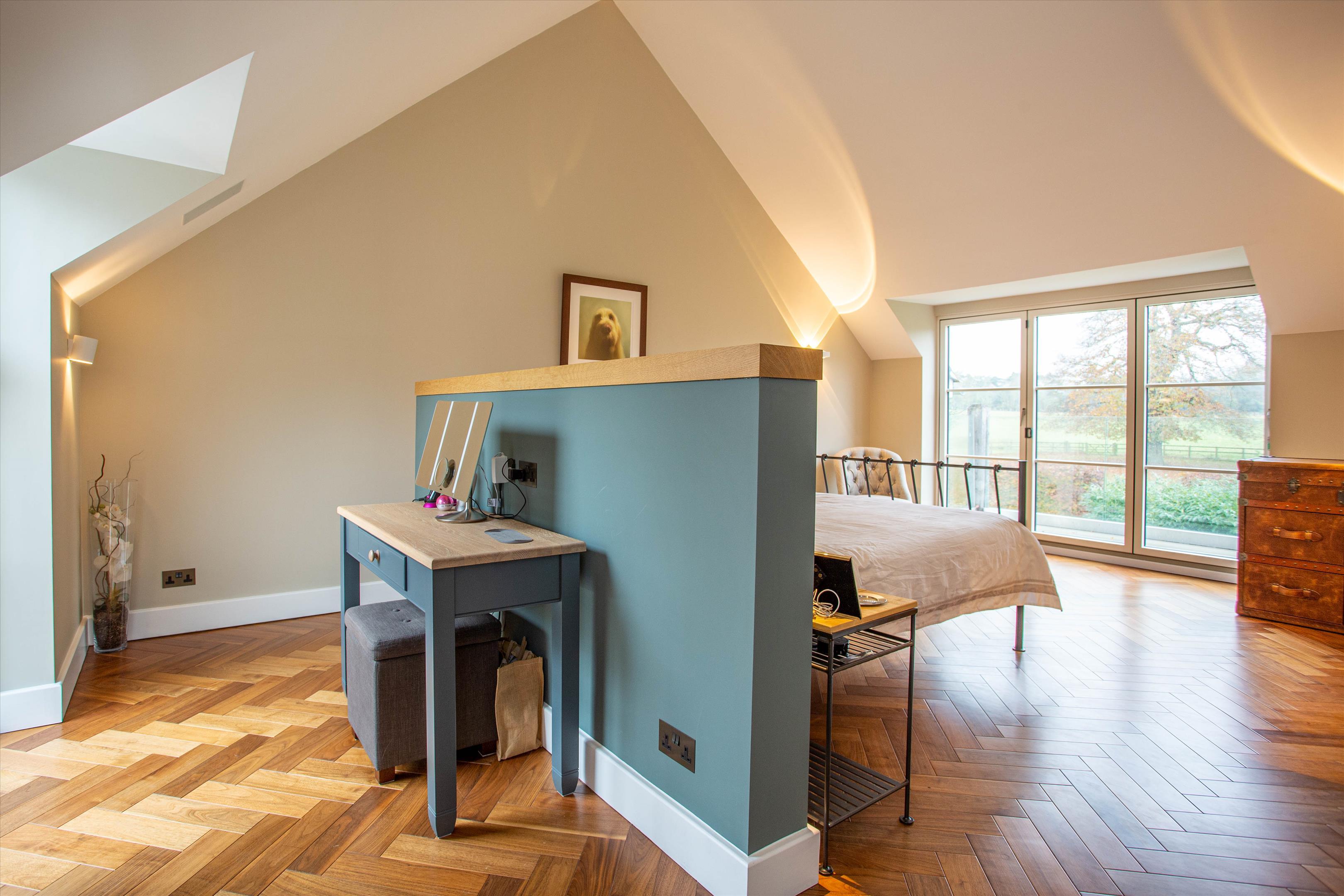 School House Frilford Heath Abingdon Oxfordshire - Bedroom