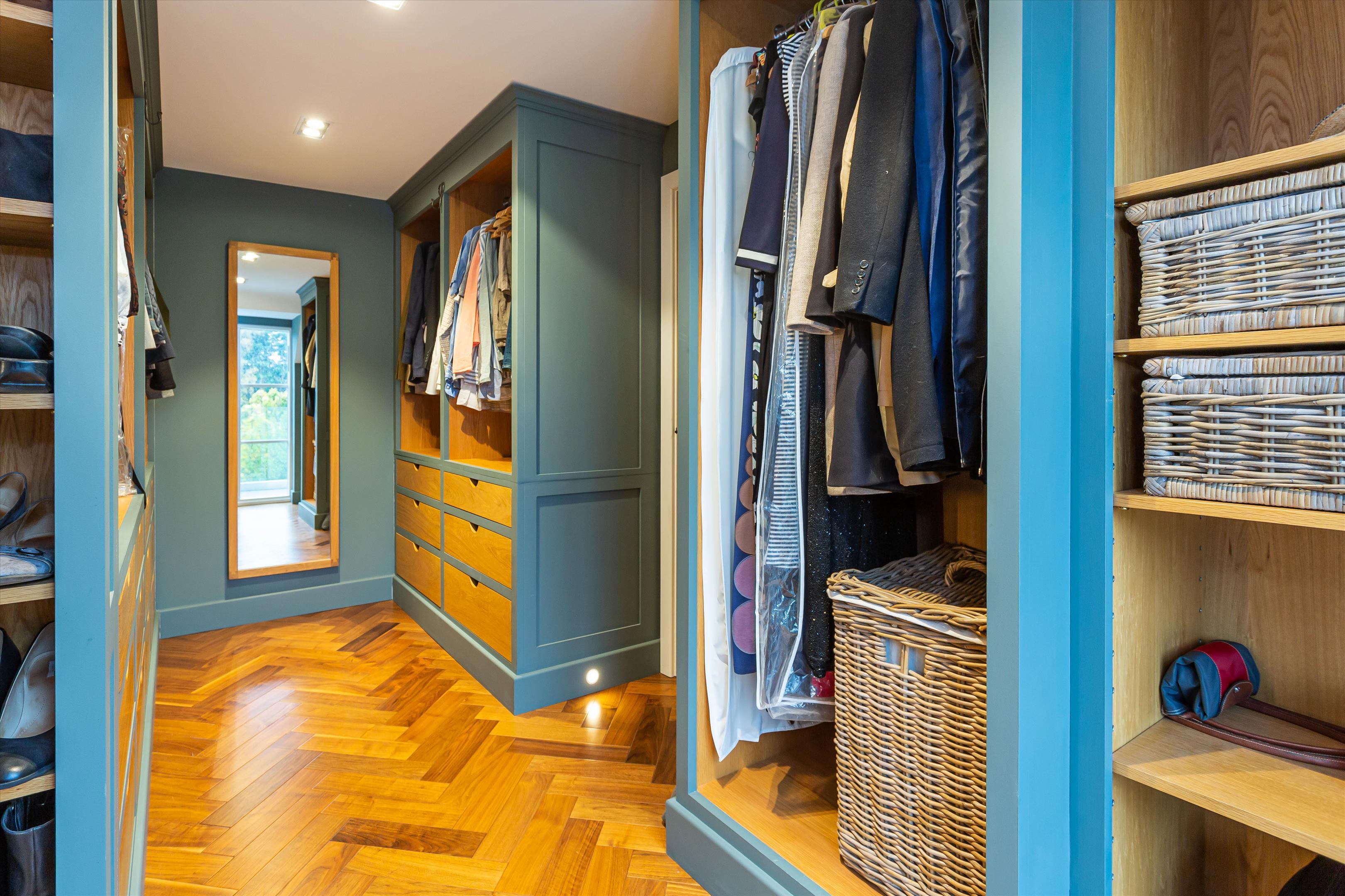 School House Frilford Heath Abingdon Oxfordshire - Dressing Room