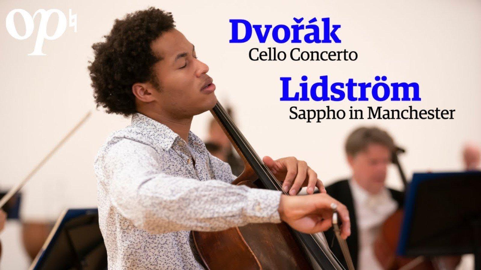 Sheku Kanneh-Mason performs Dvořák Cello Concerto