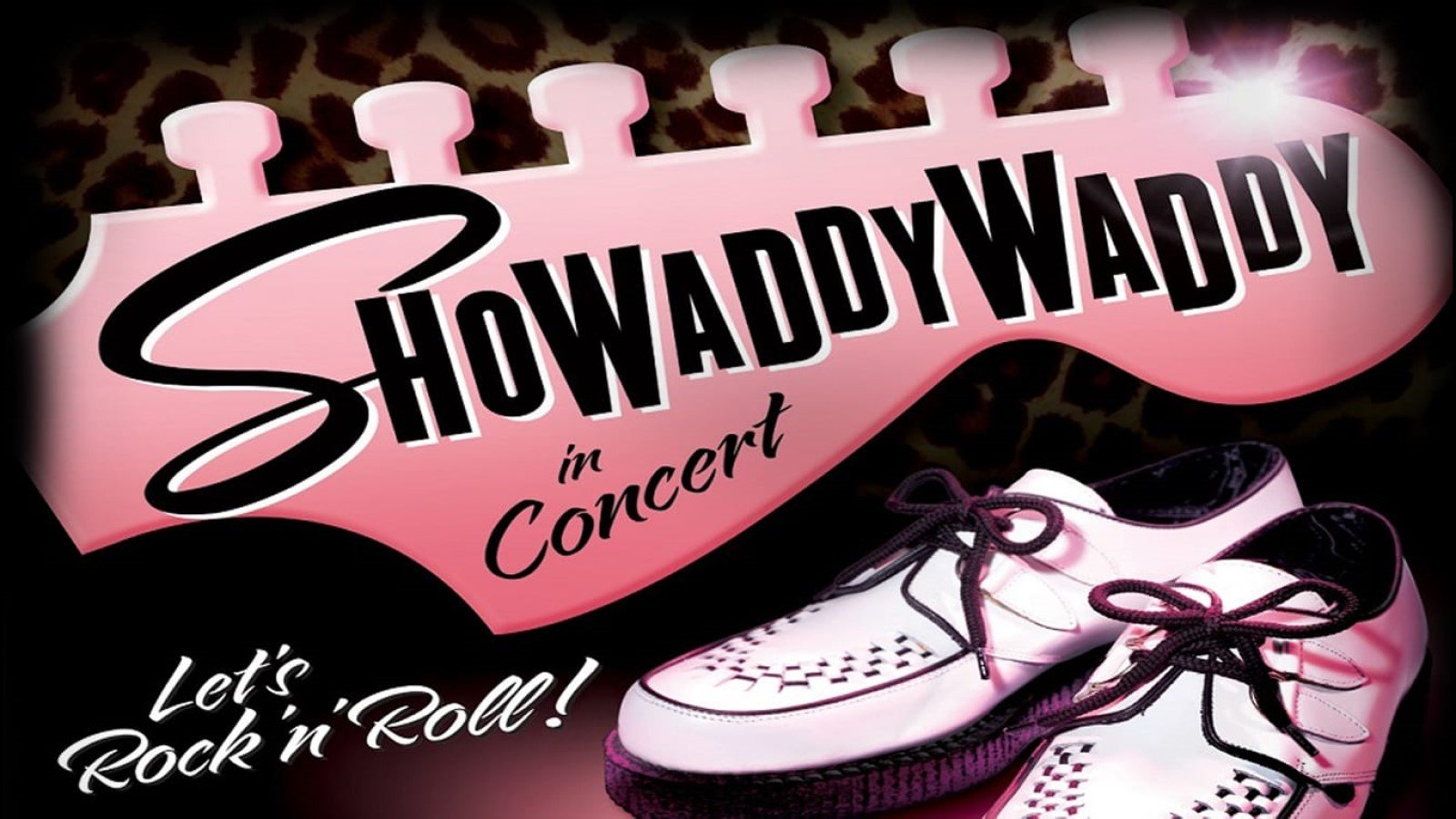 Showaddywaddy Concert at New Theatre Oxford
