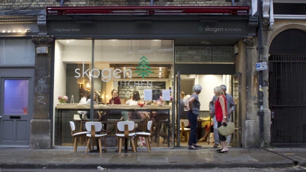 Skogen Kitchen, Oxford