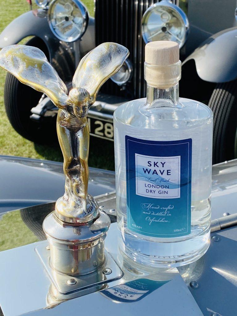 Multi-award Sky Wave Gin