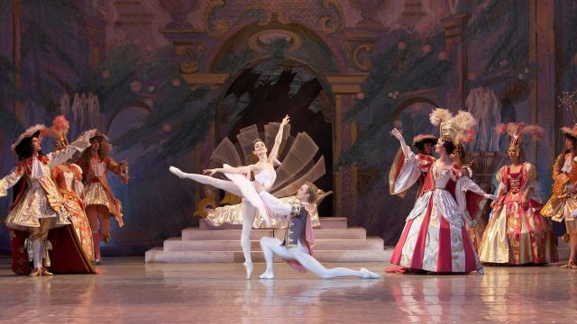Sleeping Beauty by the Russian State Ballet of Siberia at New Theatre, Oxford