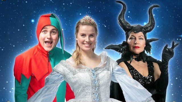 Sleeping Beauty Pantomime at Kenton Theatre, Henley-on-Thames